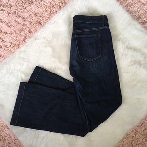 GAP 1969 Long & Lean Flare Jeans